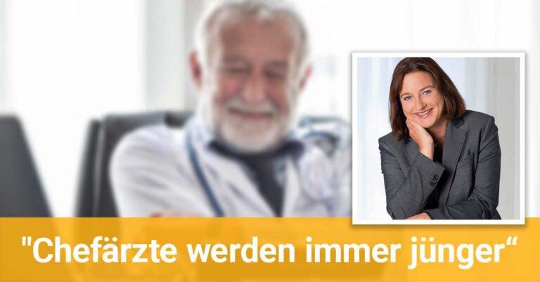 Porträt von Ärzte-Coach Isa-Schlott