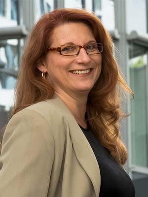 Porträt von Heike-Beck-Cobaugh