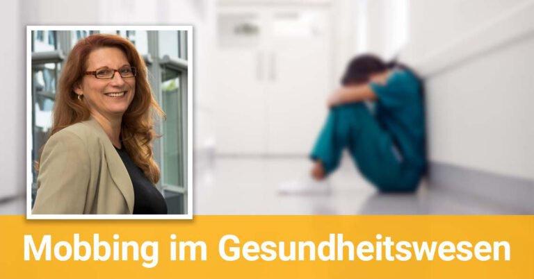 Porträt von Ärzte-Coach Heike Beck-Cobaugh