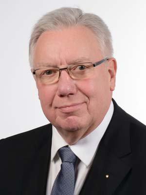 Porträtfoto von Prof. Dr. Dieter Jocham