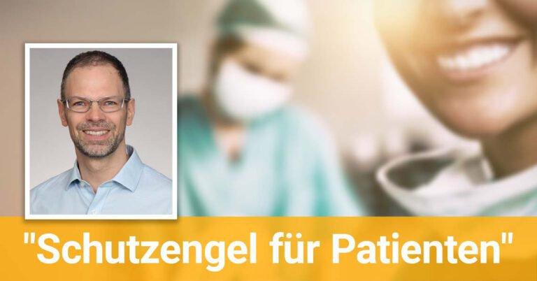 Porträt von Dr. Mark Weinert