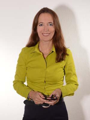 Porträt von Ärzte-Coach Ute Zander-Schreindorfer