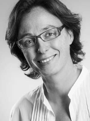 Porträtfoto von Ärzte-Coach Petra Wolfram